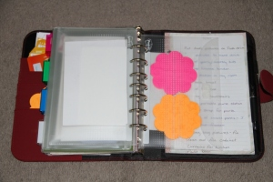 Planner supplies 3